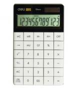 Kalkulačka DELI 120G 1589 - bílá