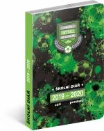 Diář školní 2019/2020 PGD-6955 - Fotbal