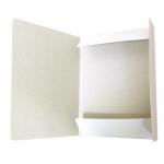 Desky papírové A4 mapa 253 bílá 300 g.