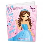 Desky na písmenka - Princess 7739