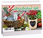 Kalendář 2020 stolní - Zahradníkův rok, 14 - denní - K 404