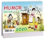 Kalendář 2020 stolní - Humor koření života, 14 - denní - K 412