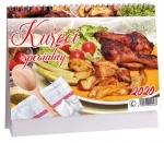Kalendář 2020 stolní - Kuřecí speciality - K 386