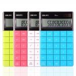 Kalkulačka DELI 120 G 1589 - zelená
