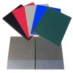 Desky - složka A4 spodní kapsy PVC - modrá