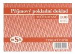 Příjmový pokladní doklad MSK 48
