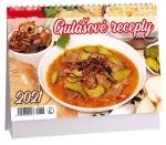 Kalendář 2021 stolní - Gulášové recepty - K 456