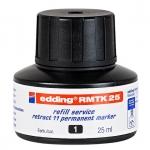 Náhradní inkoust Edding RMTK 25 - černý