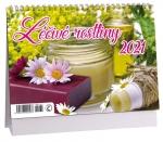 Kalendář 2021 stolní - Léčivé rostliny K 464