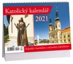 Kalendář 2021 stolní - Katolický kalendář K 452