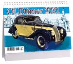 Kalendář 2021 stolní - Veteráni K 466