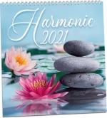 Kalendář 2021 nástěnný - Harmonie KNCD 187