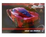 Desky na číslice Supercar 7746