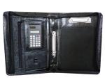 Portfolio - KAT 22 - složka pro řidiče s kalkulačkou - černá