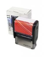 Razítko Trodat 4911/ Imprint 11, kompletní - černý strojek