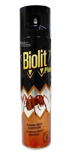 BIOLIT plus na mravence 400ml