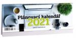 Kalendář 2021 stolní Plánovací + daňové kalendárium K 497