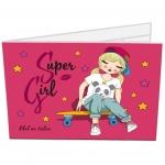 Desky na číslice Super Girl 7674
