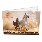 Desky na číslice Horse Freedom 7774