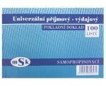 Univerzální pokladní doklad MSK 57