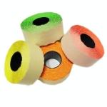 Etikety do kleští MIX rozměrů a barev - DOPRODEJ