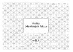 Kniha odeslaných faktur MSK 151