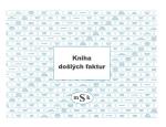 Kniha došlých faktur MSK 152