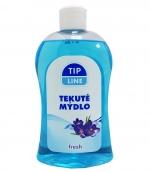 Mýdlo tekuté 500 ml Tip line - fresh