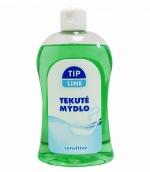 Mýdlo tekuté 500 ml Tip line - sensitive