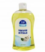 Mýdlo tekuté 500 ml Tip line - jasmín