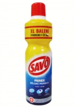 SAVO Perex 1,2 litrů svěží vůně