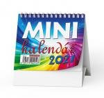 Kalendář 2021 stolní Mini BSA3