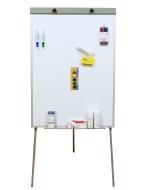 Flipchart YSB-2 + dva popisovače s magnetem a houbičkou