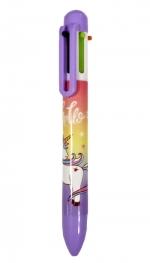 Pero kuličkové 6-barevné