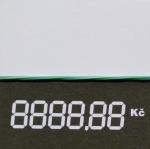 Digitální cenovka velká 90 x 90 mm MSK 1162