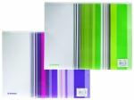 Desky plastové A4 ZIP - fialová
