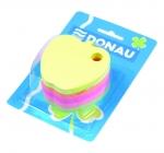 Samolepicí bloček DONAU 400 lístků neon