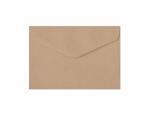 Galeria Papieru obálky C6 Nature tmavě béžová 120g, 10ks