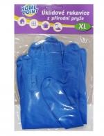 Rukavice gumové HOME POINT - XL