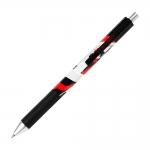 Pero kuličkové VENTURIO, černo-červená