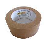 Páska papírová samolepicí  50 mm x 50 m HOTMELT hnědá