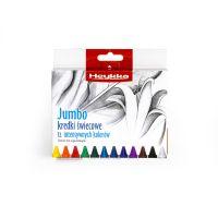 Heykka voskovky Jumbo, 12 barev