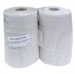 Toaletní papír Jumbo 190, dvouvrstvý 65% bělost, 6 rolí