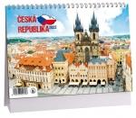 K542 - Kalendář Česká republika 2022 - 14 dní