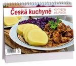 K510 - Kalendář Česká kuchyně 2022