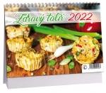 K528 - Kalendář Zdravý talíř 2022