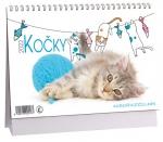 K505 - Kalendář Kočky 2022