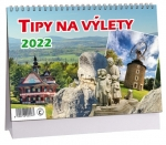 K514 - Kalendář Tipy na výlet 2022