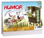 K547 - Kalendář Humor, koření života 2022 - 14 dní