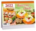 K546 - Kalendář Barevné chutě 2022 - 14 dní